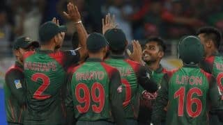 All-round Bangladesh crush Sri Lanka in Asia Cup opener