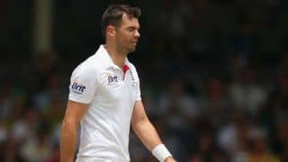 ICC not to appeal decision against James Anderson