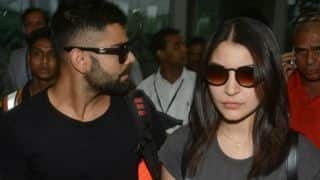 Virat Kohli, Anushka Sharma go shopping in Cape Town