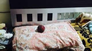 Making the ball pillow-talk