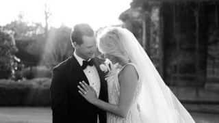 Steve Smith marries long-time girlfriend Dani Willis