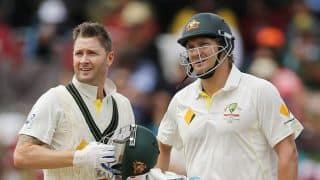 Michael Clarke: Shane Watson part of a group that was 'like a tumour'
