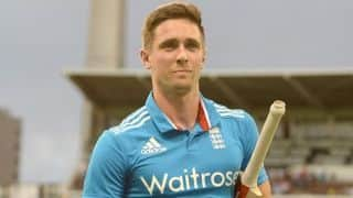 Jake Ball in England squad as cover for Chris Woakes