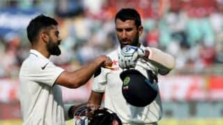Day 1 Report: Virat Kohli 151*, Cheteshwar Pujara 119 put India in command against England in 2nd Test