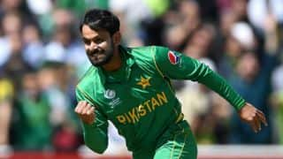 Pakistan announce T20I squad against Sri Lanka; Mohammad Hafeez returns