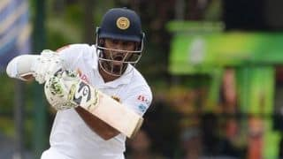 2nd Test: Sri Lanka steady after early blow in Colombo