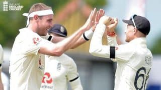 Galle Test: England Players Wear Black Armbands to Tribute Ex-Players Edrich And Jackman