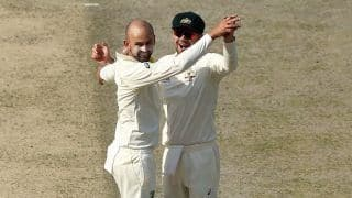 Nathan Lyon surpasses Mitchell Johnson to fourth place in Australia's all-time Test list