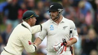 Brendon McCullum signs off in style, but New Zealand's woes increasing