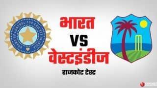 भारत ने राजकोट टेस्ट में वेस्टइंडीज को पारी और 272 रन से हराया