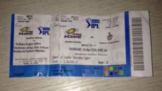 IPL 2016, MI vs KKR: Huge ticket scam at Wankhede Stadium
