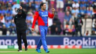 Mohammad Nabi blames Afghanistan Cricket Board's captaincy swap for poor World Cup