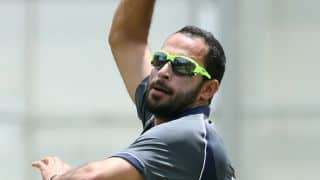 Fawad Ahmed inspired by Mitchell Johnson's comeback