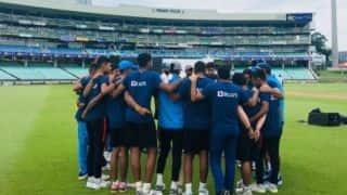 पिछले तीन दशक में दूसरी बार भारत में कोई इंटरनेशनल क्रिकेट सीरीज बीच में हुई रद्द