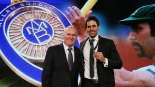 Mitchell Johnson pips Michael Clarke to win 2014 Allan Border Medal