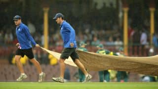 India vs Australia, 5th ODI at Sydney: Match reduced to 44-overs per side