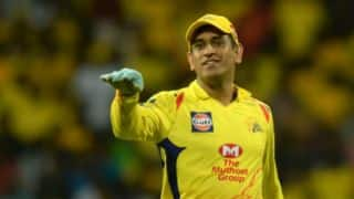 Watch why MS Dhoni prefers shooting gun over ads