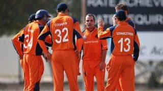 ICC World T20 2014: Netherlands face tough fight to qualify for Super 10s