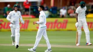 Pink-ball Test: South Africa crush Zimbabwe by an innings and 120 runs