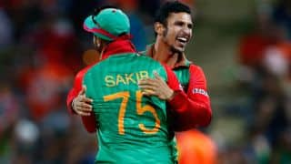 Bangladesh announce squad for ICC World T20 2016; Mohammad Mithun and Nasir Hossain called up