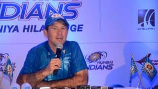 Ponting appointed as Mumbai Indians head coach