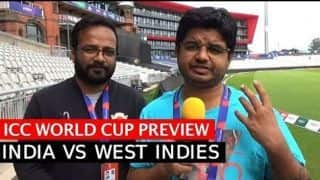 India target win over West Indies to move closer to semis
