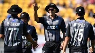 2nd T20I: Neesham, Santner and de Grandhomme square up series for New Zealand