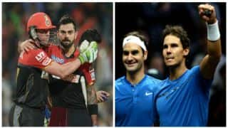 IPL 2018: Virat Kohli, AB de Villiers are Rafael Nadal, Roger Federer of cricket, says RCB fielding coach
