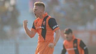 Tim Gruijters gets berth in Netherlands squad