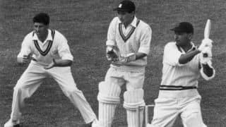 Magic Moments of Indian tours to England Part 5 of 16 – Abbas Ali Baig, Polly Umrigar and India's audacious chase at Manchester