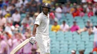 Regret missing out on big score in Sydney: Mayank Agarwal