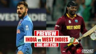 IND vs WI 2017, one-off T20I: Influx of Caribbean stars makes it a competitive affair
