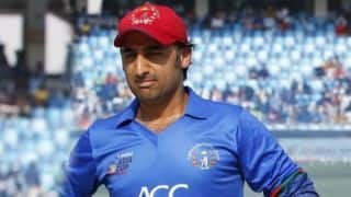 Tie against India was equivalent to a win: Asghar Afghan