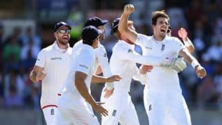 England vs Pakistan 2016, 3rd Test: Alastair Cook praises his side's resilience