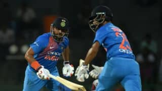 Shikhar Dhawan, bowlers guide India to 6-wicket win against Bangladesh in 2nd T20I, Nidahas Trophy