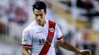 La Liga 2015-16: Nicolas Fedor of Rayo Vallecano named best footballer for February