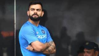 India vs Sri Lanka: Record for Virat Kohli as Sri Lanka debuts