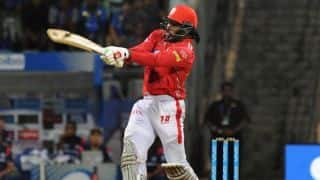 Indian T20 league: Chris Gayle becomes fastest to four thousand runs