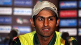 Shoaib Malik: When playing for Pakistan, my role in the team is not made clear