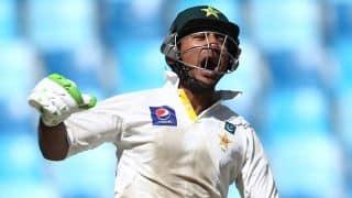Sarfraz Ahmed scores 7th Test fifty in Sri Lanka vs Pakistan 3rd Test, Day 2 at Pallekele