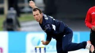 ब्रेन ट्यूमर से जूझ रहे लांज, क्रिकेट स्कॉटलैंड जुटा रहा है फंड