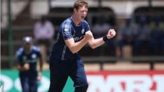 Scotland bowl out Oman team for fourth-lowest total in List A history