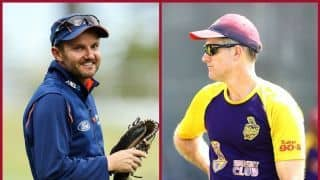 Royal Challengers Bangalore appoint Simon Katich head coach, Mike Hesson is Director of Cricket Operations
