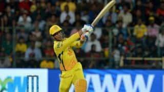 IPL 2018: Viv Richards in awe of MS Dhoni's batting