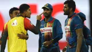 श्रीलंका के खिलाफ टी20 मैच के दौरान खिलाड़ियों के व्यवहार के लिए बांग्लादेश क्रिकेट बोर्ड ने माफी मांगी
