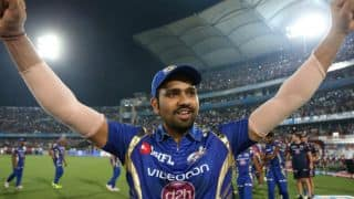 IPL 2017 Final: I had confidence on my bowlers, admits 'nervous' Rohit Sharma after Mumbai Indians tournament triumph over Rising Pune Supergiant