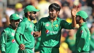 T20 Tri-series : Pakistan recorded their highest T20I score against Australia