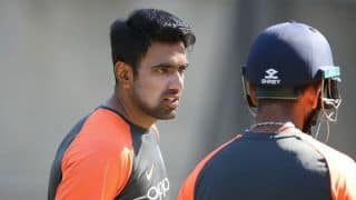 Ravichandran Ashwin trains at Sydney nets to regain fitness ahead of final Test