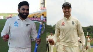 Jack Leach, Ajaz Patel big movers in latest ICC Test rankings