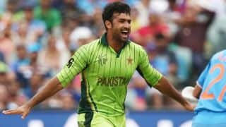 Sohail: IND vs PAK World Cup 2015 was my best performance